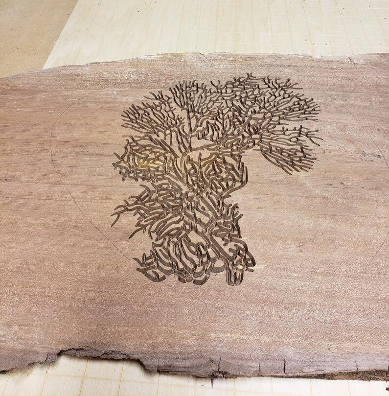 cnc wood service janga