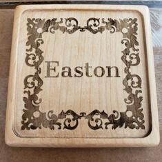 laser coaster easton